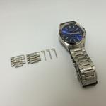 CASIOスタンダード腕時計のバンド調整