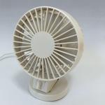 無印良品「USBデスクファン」高性能なUSB扇風機