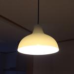 無印良品「LED白磁ペンダントライト」温かい光と落ち着いた佇まい