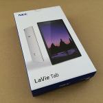 NEC SIMフリー・タブレット「LaVie Tab S TS708/T1W」