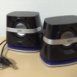 サンワサプライ「400-SP018」音質の良いUSBスピーカー