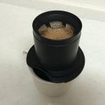 カップで使えるドリッパー HARIO「ペーパーレス・カフェオールドリッパー」