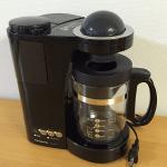 簡単操作のコーヒーメーカー Panasonic「NC-S35P」