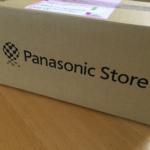 「Panasonic Store」でコーヒーメーカーの付属品を購入