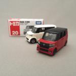 TOMICA No.20 Honda N-BOX(N-BOX カスタム改造)