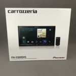 carrozzeria「FH-9300DVS」レビュー(取り付け)
