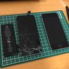 iPhone5s バッテリー&液晶パネルを交換