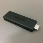 Fire TV stick(第2世代)レビュー