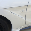 S660 フロントフェンダー ガーニッシュ同色化